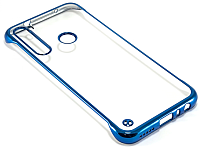 Чехол-накладка Case Flameress для Redmi Note 8 (синий) -