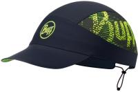 Бейсболка Buff Pack Run Cap R-Flash Logo Black (113706.999.10.00) -