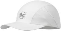 Бейсболка Buff Pro Run Cap R-Solid White (117226.000.10.00) -