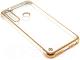 Чехол-накладка Case Flameress для Redmi Note 8T (золото) -