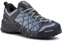 Трекинговые кроссовки Salewa Wildfire Women's / 63486-0734 (р-р 6, Magnet/Blue Fog) -