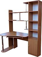 Компьютерный стол Компас-мебель КС-003-20 (ольха) -