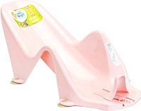 Горка для купания Little Angel Cool / 2902 (розовый) -