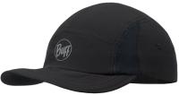 Бейсболка Buff Run Cap R-Solid Black (119490.999.10.00) -