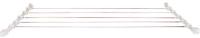 Сушилка для белья Comfort Alumin С передвижными веревками 80см -