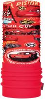 Бафф детский Buff Cars Polar Piston Cup Multi Red (121658.555.10.00) -
