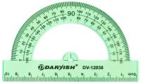 Транспортир Darvish DV-12038 (180 градусов) -