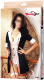 Костюм эротический Candy Girl Kristi One Size / 841059 (черный/белый) -