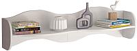 Комплект полок MFMaster Тэя-122 / Тэя-122-БТ-16 (белый) -