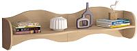 Комплект полок MFMaster Тэя-122 / Тэя-122-ДМ-16 (дуб молочный) -