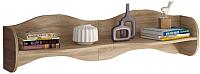 Комплект полок MFMaster Тэя-122 / Тэя-122-ДС-16 (дуб сонома) -