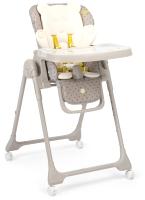 Стульчик для кормления Happy Baby William Pro (серый) -