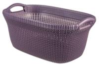 Корзина Curver Knit / 240474 (фиолетовый) -