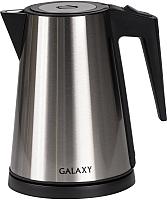 Электрочайник Galaxy GL 0326 (стальной) -