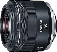 Широкоугольный объектив Canon RF 35mm f/1.8 Macro IS STM (2973C005) -