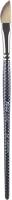 Кисть для рисования Pinax Artists Hi-tech №3 / 249203 (синтетика, овальная) -