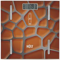 Напольные весы электронные Holt HT-BS-011 (оранжевый) -