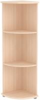 Угловое окончание для шкафа Уют Сервис Гарун-К 351.01 (молочный дуб) -