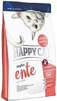 Корм для кошек Happy Cat Sensitive Ente / 70257 (1.4кг) -