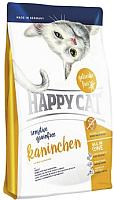 Корм для кошек Happy Cat Sensitive Grainfree Kaninchen / 70267 (1.4кг) -