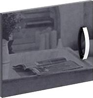 Дверь MFMaster Либерти / МСТ-СТЛ-ДС-ГР-ГЛ (серый) -