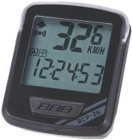 Велокомпьютер BBB NanoBoard / BCP-26 (черный/серый) -