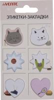 Стикеры канцелярские deVente Cat Sport / 2011900 -