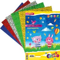 Набор цветного картона deVente 8040514 -