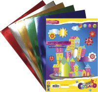 Набор цветного картона deVente 8040513 -