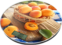 Кухонные весы Home Element HE-SC933 (медовый абрикос) -