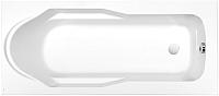 Ванна акриловая Cersanit Santana 160x70 (с каркасом) -