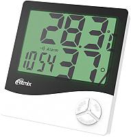 Метеостанция цифровая Ritmix CAT-030 (белый) -
