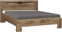 Полуторная кровать Олмеко Лючия 33.09-01 (кейптаун) -