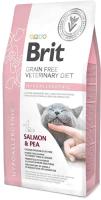 Корм для кошек Brit VD Cat Grain Free Hypoallergenic / 528387 (400г) -
