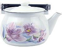 Чайник Idilia Сиреневая орхидея 2710/2 -