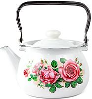 Чайник Idilia Утренняя роза 2710/2 -