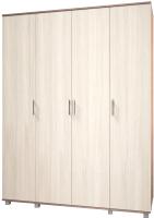 Шкаф Modern Ева Е40 (ясень шимо темный/шимо светлый) -