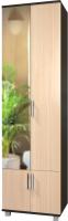 Шкаф Modern Карина К22 (венге/дуб млечный) -