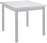 Обеденный стол Drewmix Max 9 (сосна андерсен/белый) -