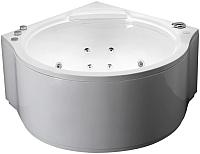 Ванна акриловая Gemy G9251 K 140x140 (с гидромассажем) -