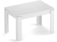Обеденный стол Eligard Arris 1 118-157x72x76 (белый структурный) -