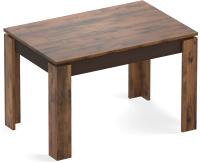 Обеденный стол Eligard Arris 1 118-157x72x76 (дуб саттер) -