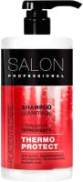 Шампунь для волос Salon Professional Термозащита с плацентой (1л) -