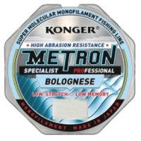 Леска монофильная Konger Metron Specialist Pro Bolo 0.18мм 150м / 214150018 -