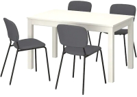 Обеденная группа Ikea Ланеберг/Карл-Ян 093.047.85 -