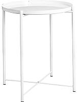 Сервировочный столик Седия Trick 42x52 (белый) -