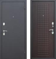 Входная дверь Гарда Муар 8мм Венге (96x205, правая) -
