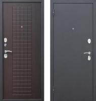 Входная дверь Гарда Муар 8мм Венге (96x205, левая) -