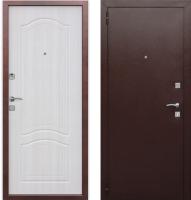 Входная дверь Гарда Dominanta Белый ясень (96x205, левая) -