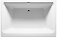 Ванна акриловая Riho Castello 180 / BB77005 (с ножками) -
